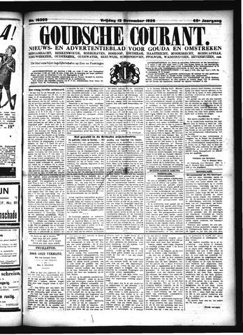 Goudsche Courant 1926-11-12
