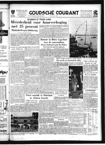 Goudsche Courant 1957-06-05