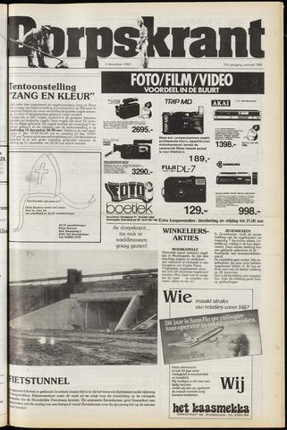 Dorpskrant 1987-12-02
