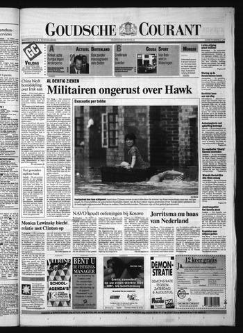 Goudsche Courant 1998-08-07