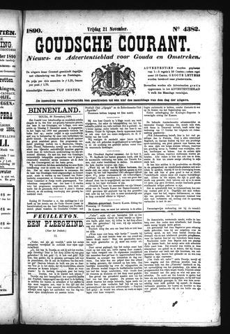 Goudsche Courant 1890-11-21