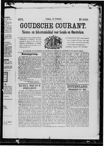 Goudsche Courant 1871-02-24