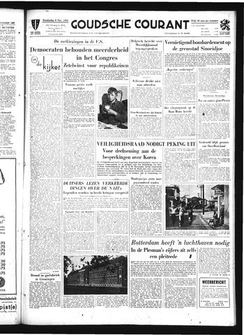 Goudsche Courant 1950-11-09