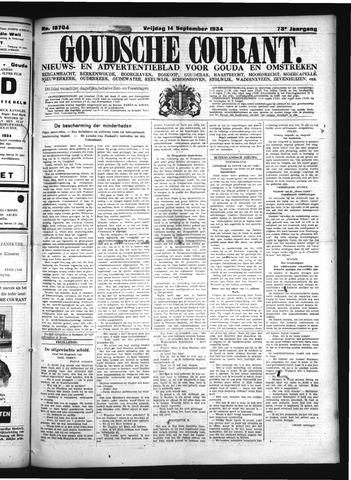 Goudsche Courant 1934-09-14