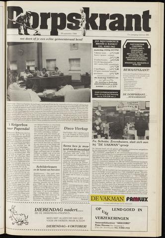Dorpskrant 1988-09-28