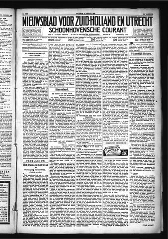 Schoonhovensche Courant 1930-01-06