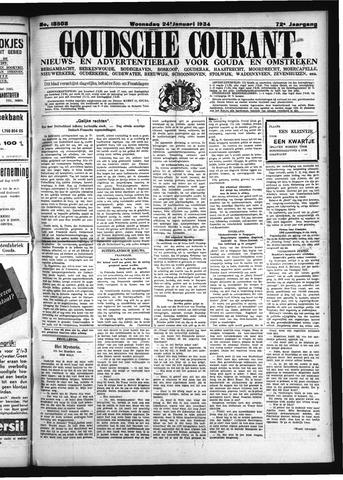 Goudsche Courant 1934-01-24