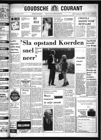 Goudsche Courant 1979-08-20
