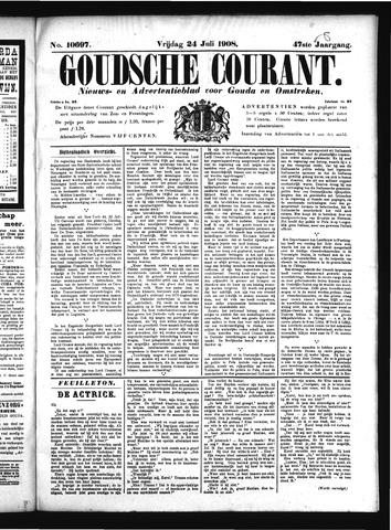 Goudsche Courant 1908-07-24