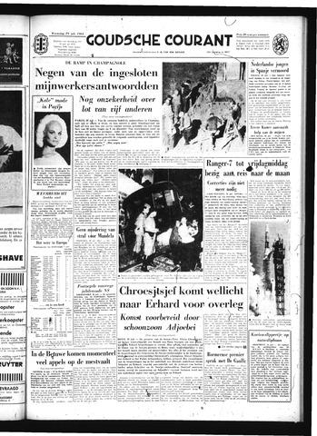 Goudsche Courant 1964-07-29