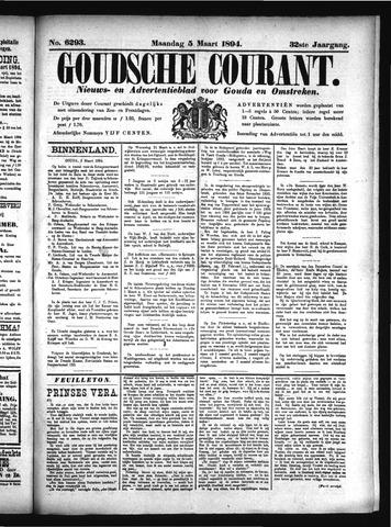 Goudsche Courant 1894-03-05