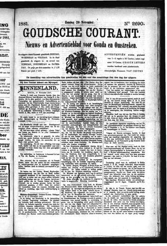 Goudsche Courant 1881-11-20