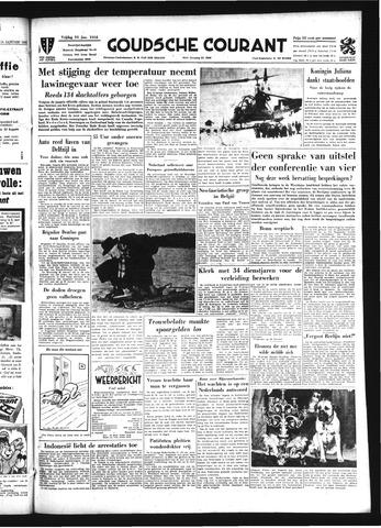 Goudsche Courant 1954-01-15