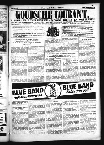Goudsche Courant 1936-02-11