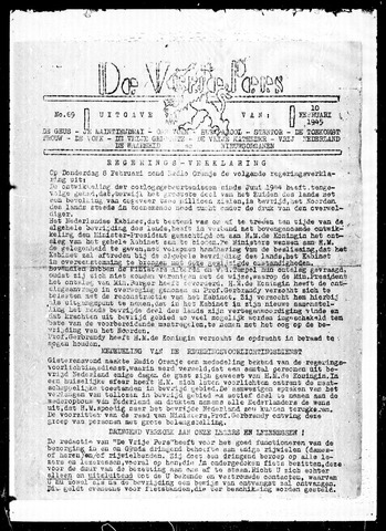De Vrije Pers 1945-02-10