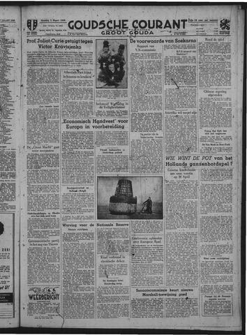 Goudsche Courant 1949-03-08