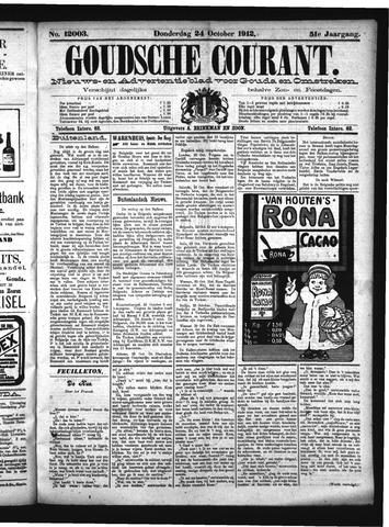 Goudsche Courant 1912-10-24