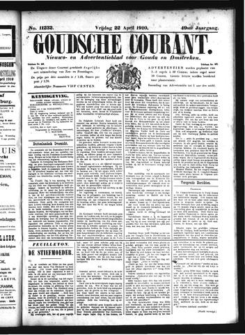 Goudsche Courant 1910-04-22
