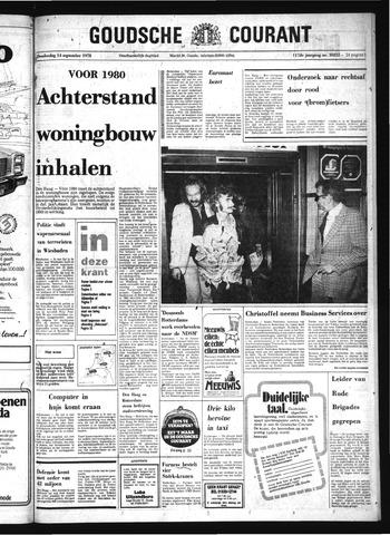 Goudsche Courant 1978-09-14