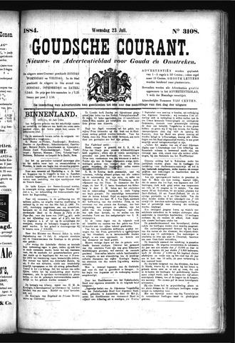 Goudsche Courant 1884-07-23