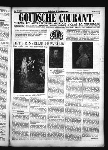 Goudsche Courant 1937-01-08