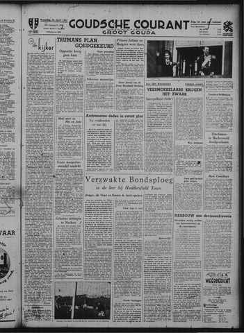 Goudsche Courant 1947-04-23