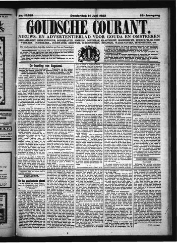 Goudsche Courant 1923-06-14