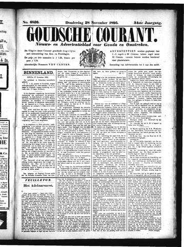 Goudsche Courant 1895-11-28