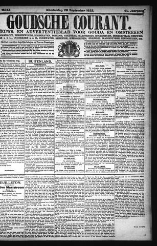 Goudsche Courant 1922-09-28