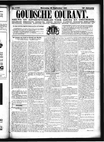 Goudsche Courant 1931-09-30
