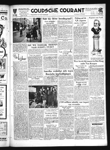 Goudsche Courant 1951-02-03