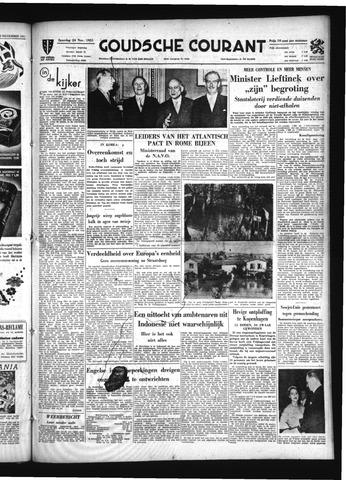 Goudsche Courant 1951-11-24
