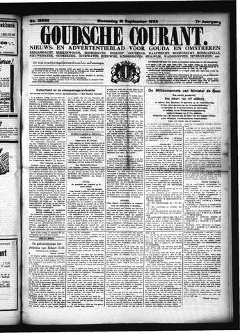 Goudsche Courant 1932-09-21