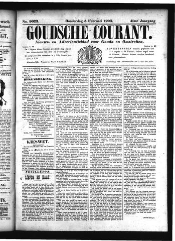 Goudsche Courant 1903-02-05