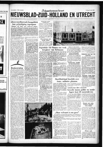 Schoonhovensche Courant 1960-06-10