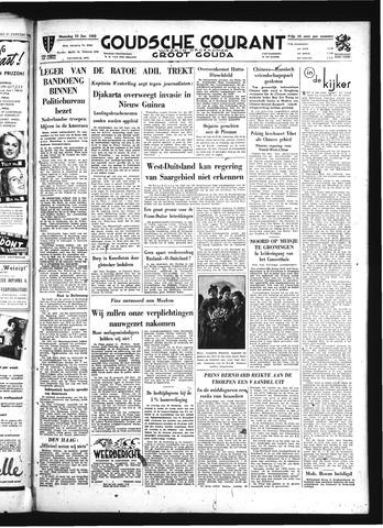 Goudsche Courant 1950-01-23