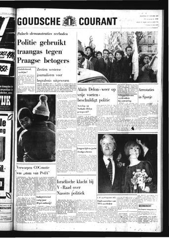 Goudsche Courant 1969-01-27