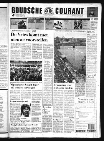 Goudsche Courant 1991-08-26