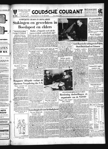 Goudsche Courant 1956-12-12