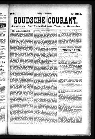 Goudsche Courant 1884-11-02
