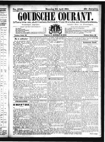 Goudsche Courant 1911-04-24