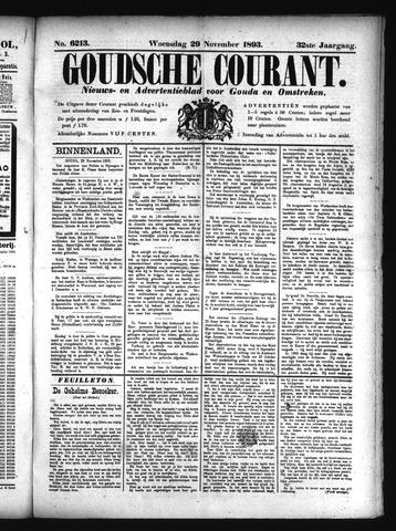 Goudsche Courant 1893-11-29