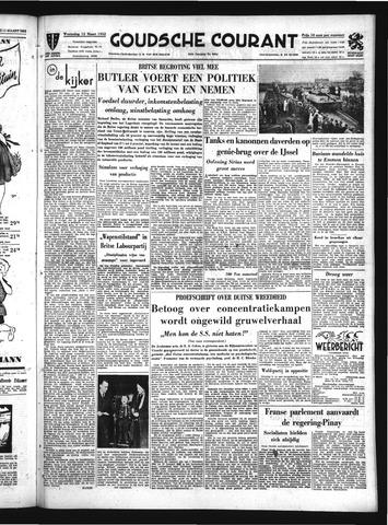 Goudsche Courant 1952-03-12