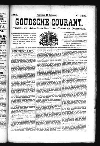 Goudsche Courant 1885-12-16