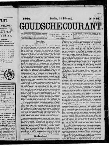 Goudsche Courant 1869-02-14