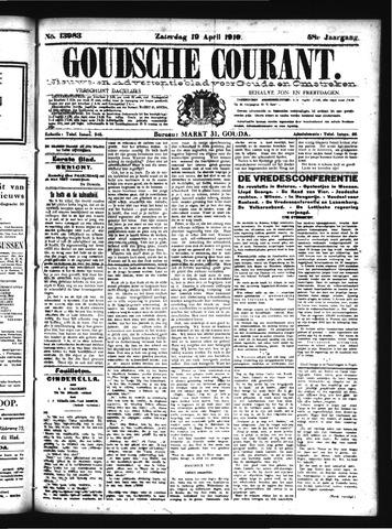Goudsche Courant 1919-04-19