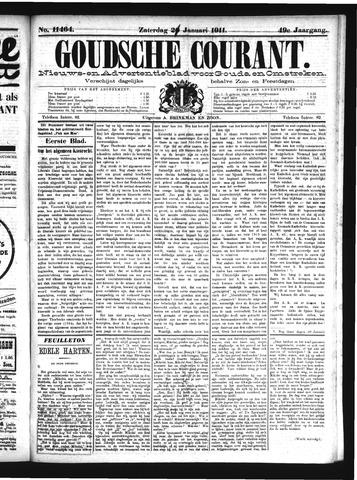 Goudsche Courant 1911-01-21