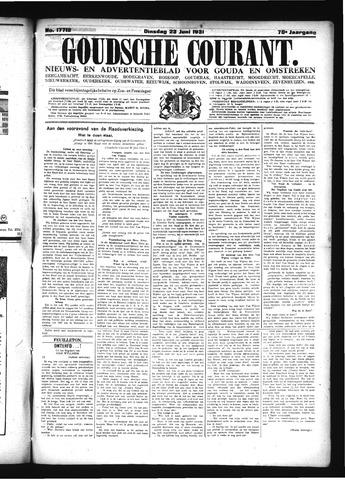 Goudsche Courant 1931-06-23