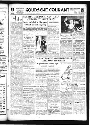 Goudsche Courant 1950-12-02