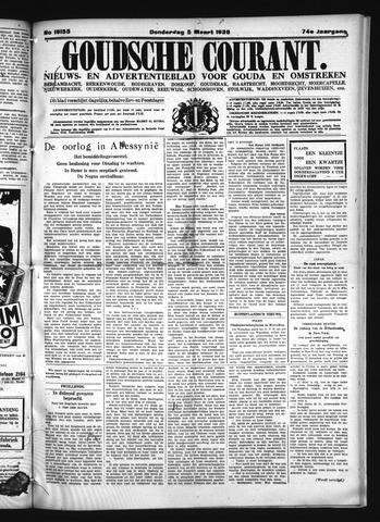 Goudsche Courant 1936-03-05